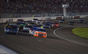 NASCAR Camping World Truck Series DC Solar 350