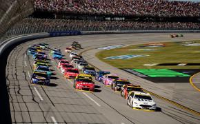 NASCAR Sprint Cup Series Hellmann's 500