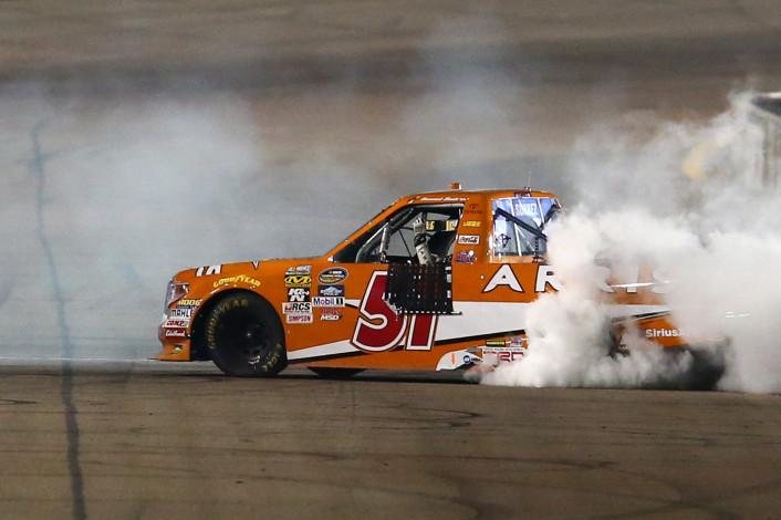 NASCAR Camping World Truck Series Lucas Oil 150