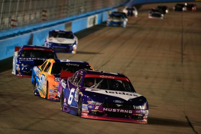 NASCAR XFINITY Series Ticket Galaxy 200