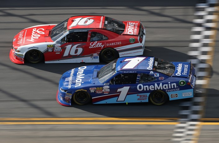 NASCAR XFINITY Series PowerShares QQQ 300