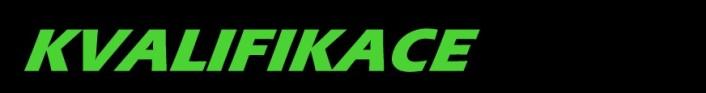 MEC KVALIFIKACE