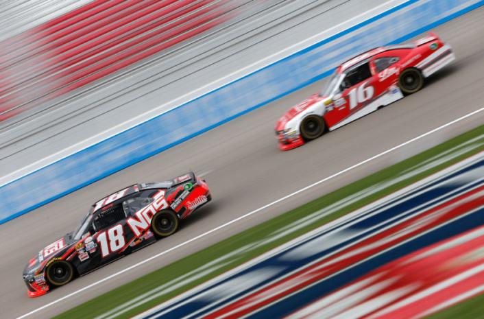 NASCAR XFINITY Series Boyd Gaming 300 - Practice