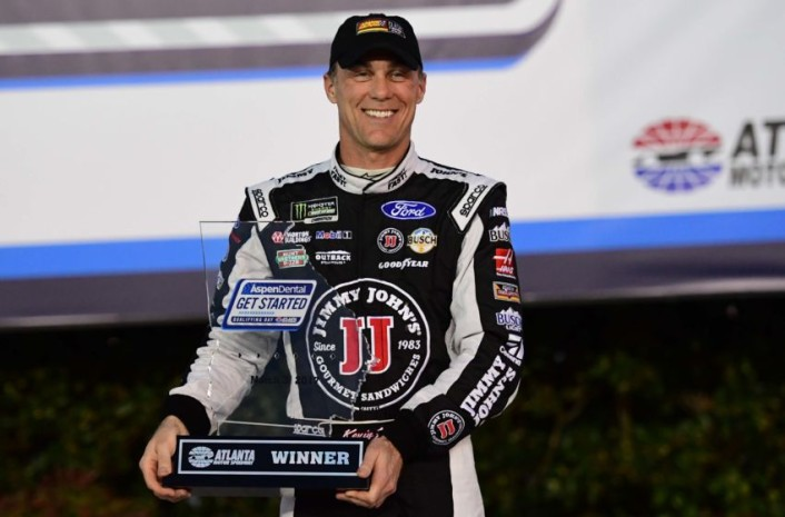 NASCAR: Folds of Honor QuikTrip 500-Qualifying