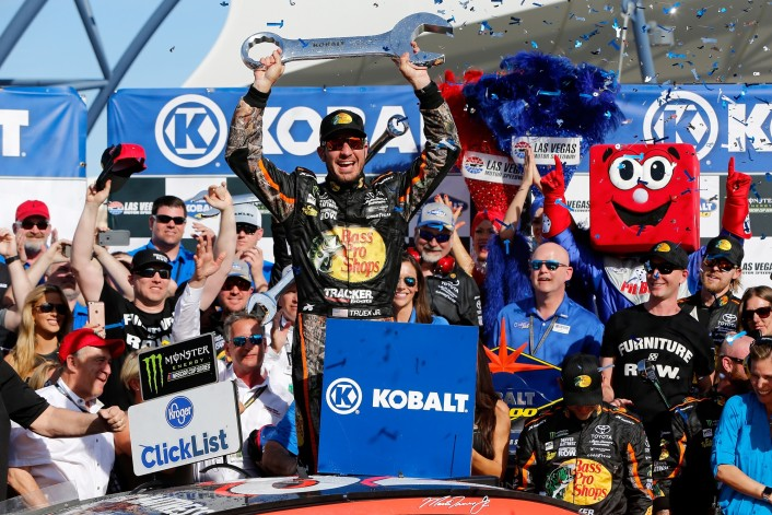 Monster Energy NASCAR Cup Series Kobalt 400