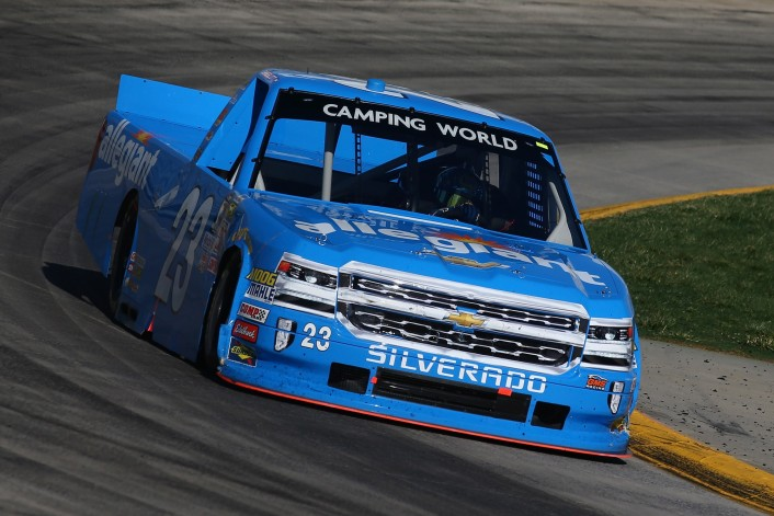 NASCAR Camping World Truck Series Alpha Energy Solutions 250