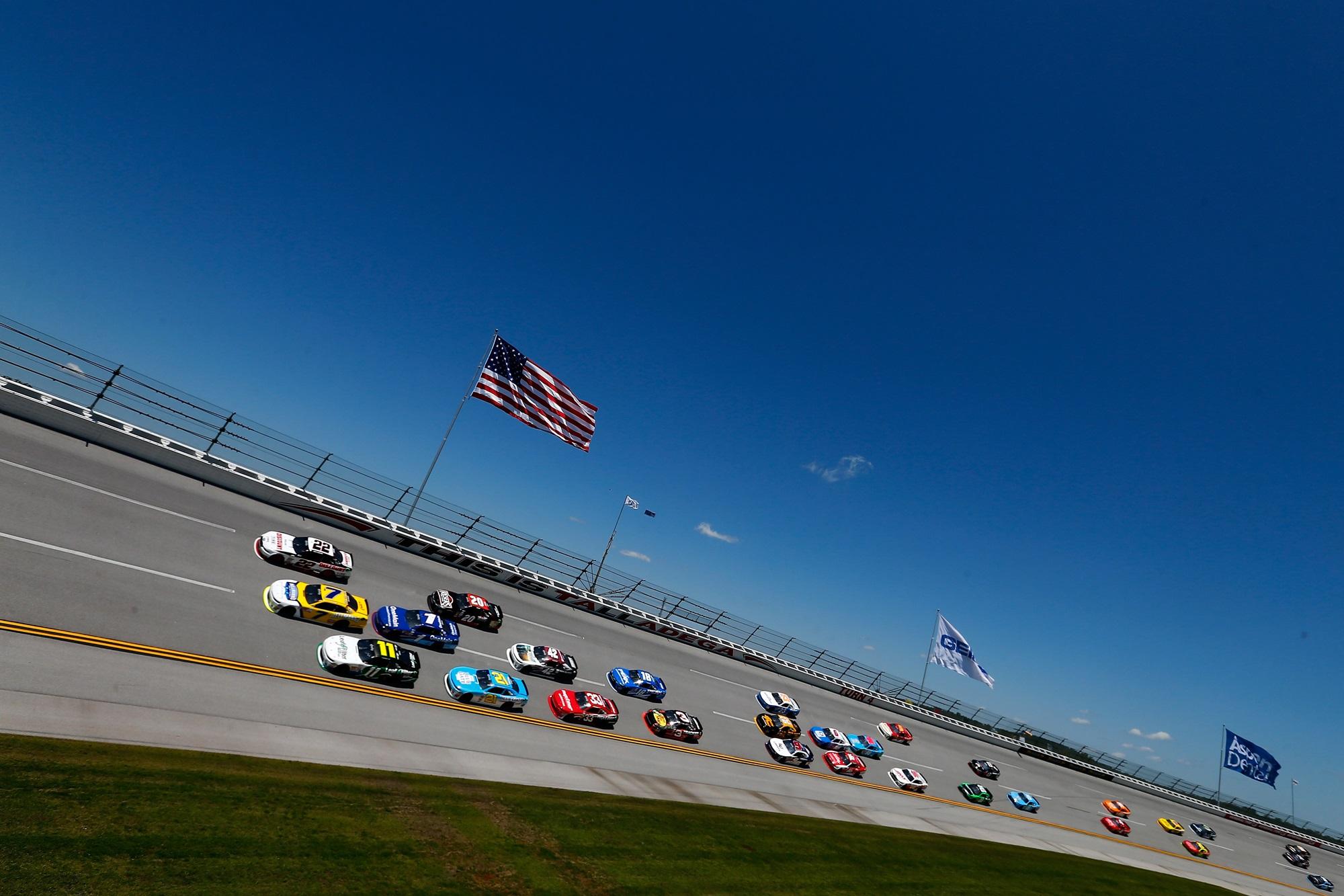 NASCAR XFINITY Series Sparks Energy 300