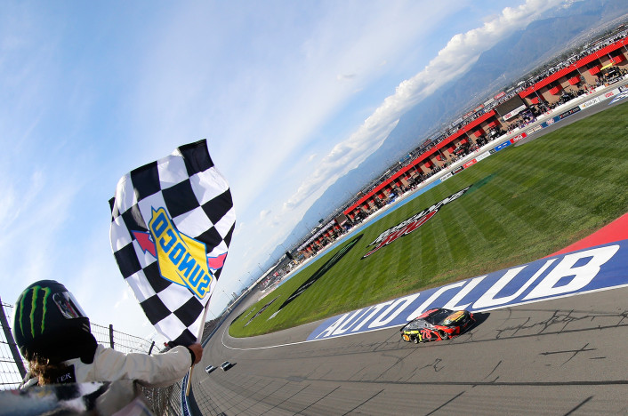 Monster Energy NASCAR Cup Series Auto Club 400