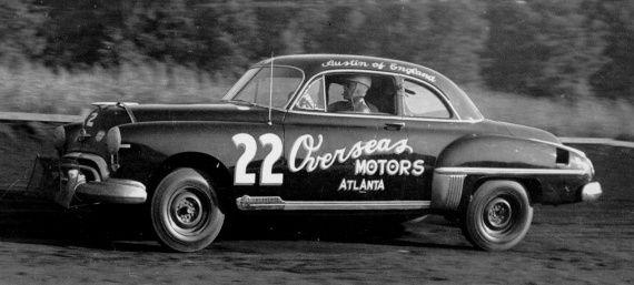 Red Byron, Oldsmobile 88
