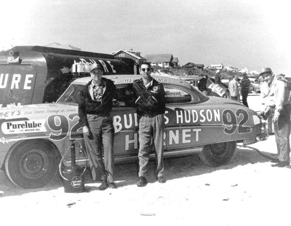 Herb Thomas, Daytona