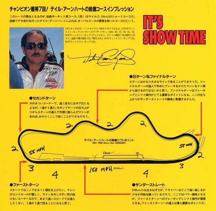 1996 Japan Program Suzuka Circuit (1)