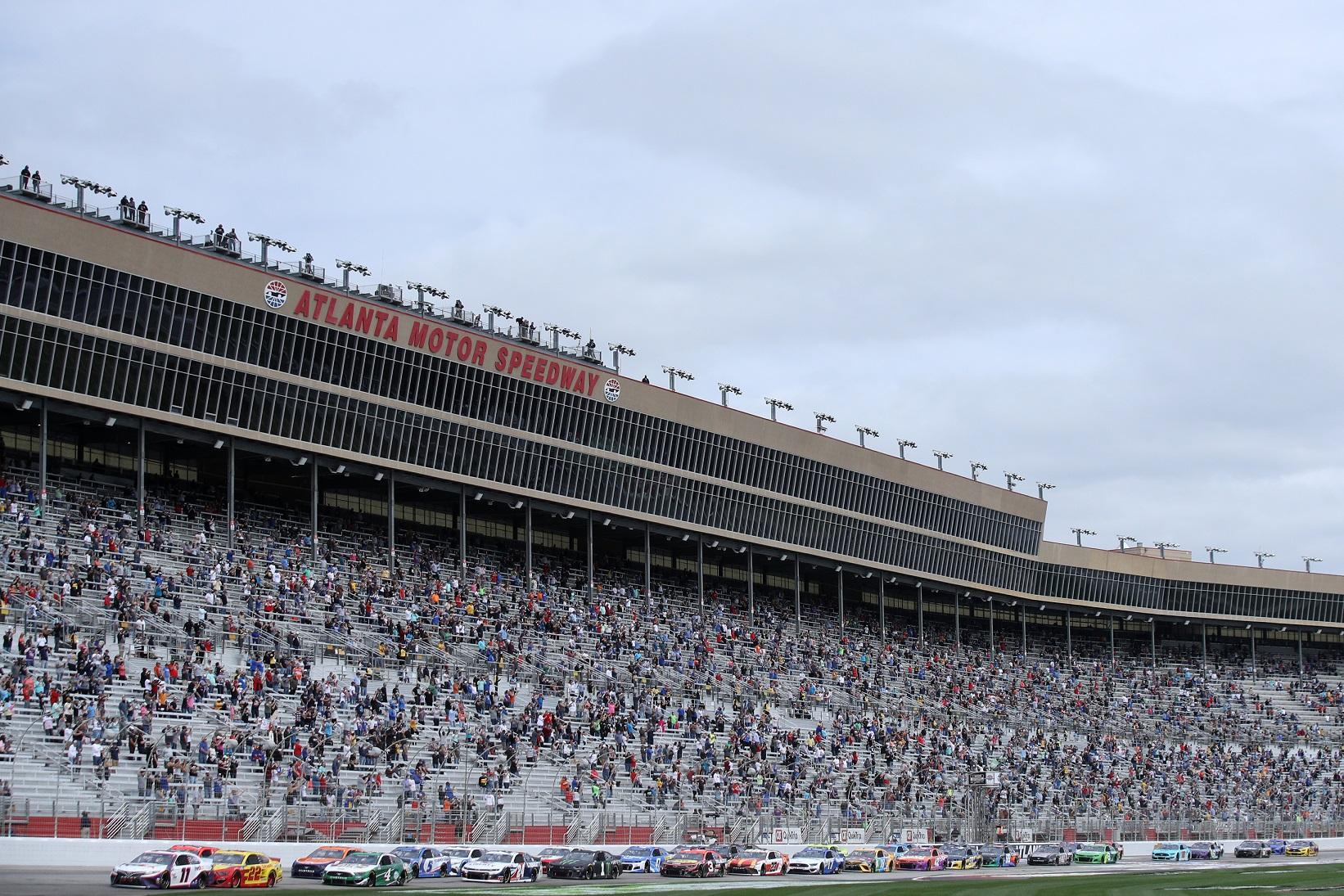 Atlanta Motor Speedway NCS