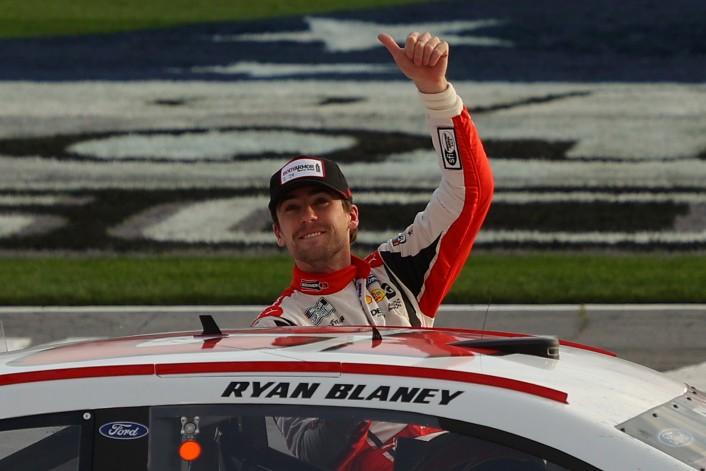 Ryan Blaney Atlanta win